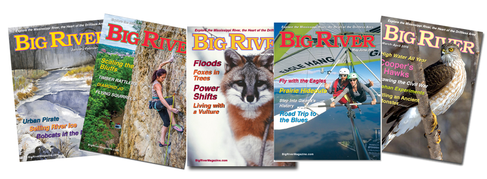 Mississippi River Stories And NewsBig River Magazine - Big river